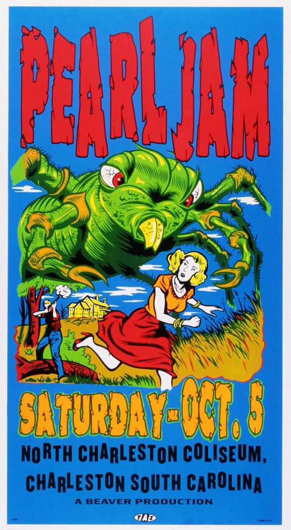 Pearl Jam TAZ