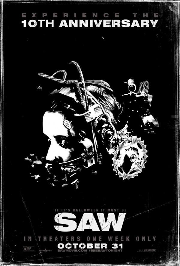 SAW B&W