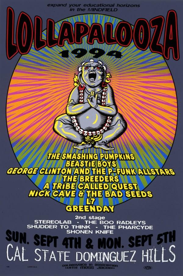 lollapalooza 1994