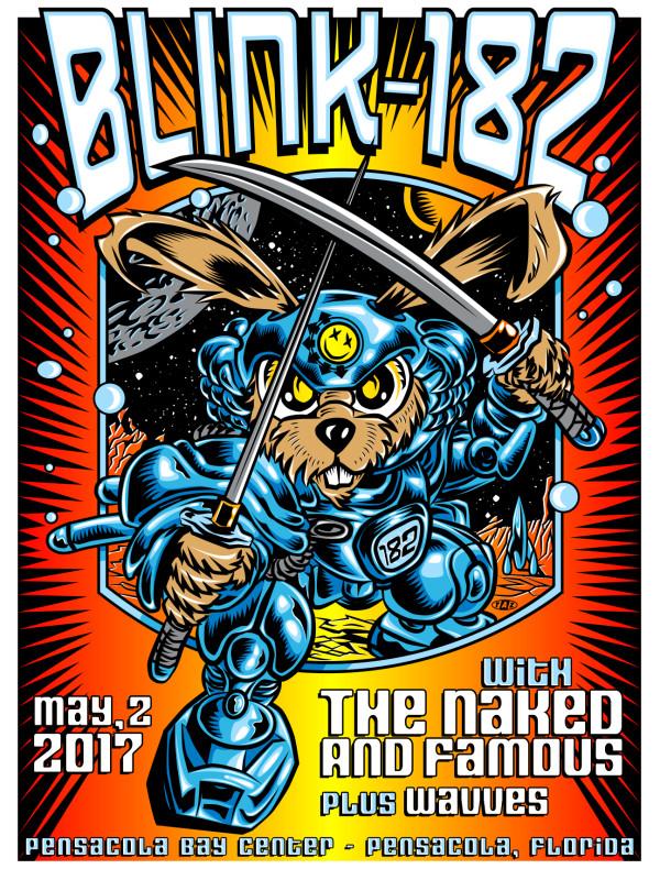 Blink 182 Rabbit