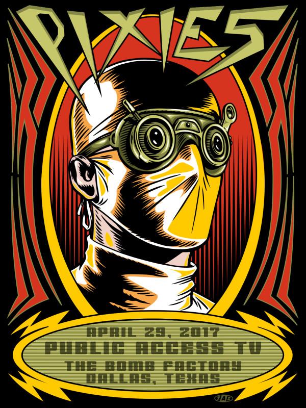 Pixies Bomb Factory