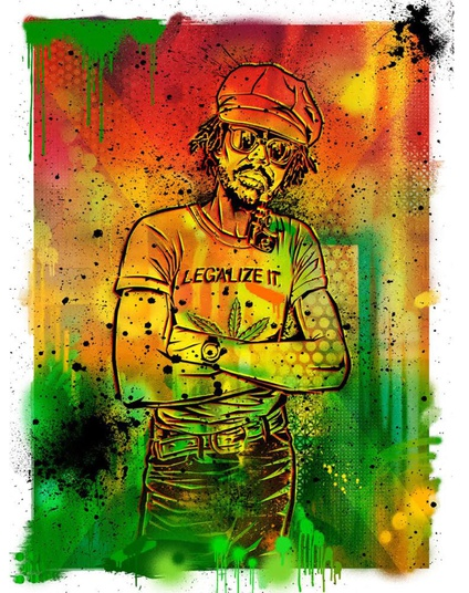 Peter Tosh LEGALIZE IT!