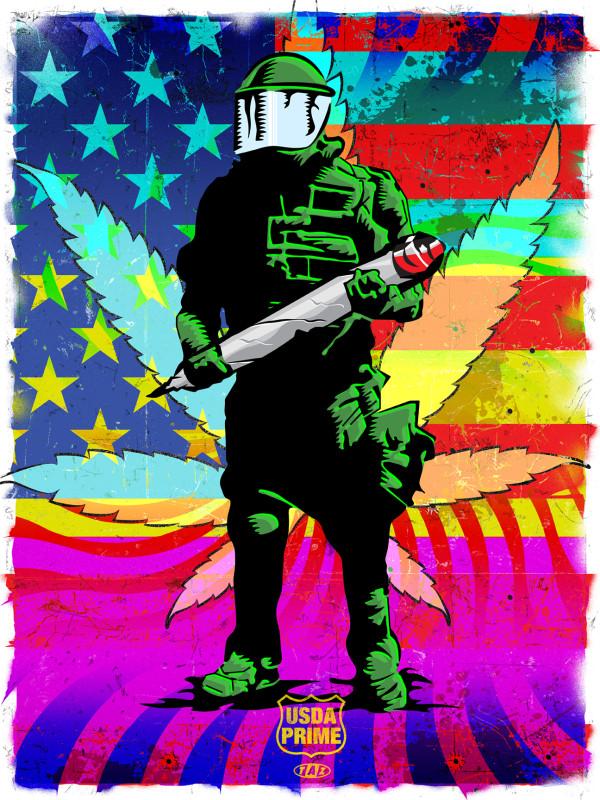 Cannabis Cop