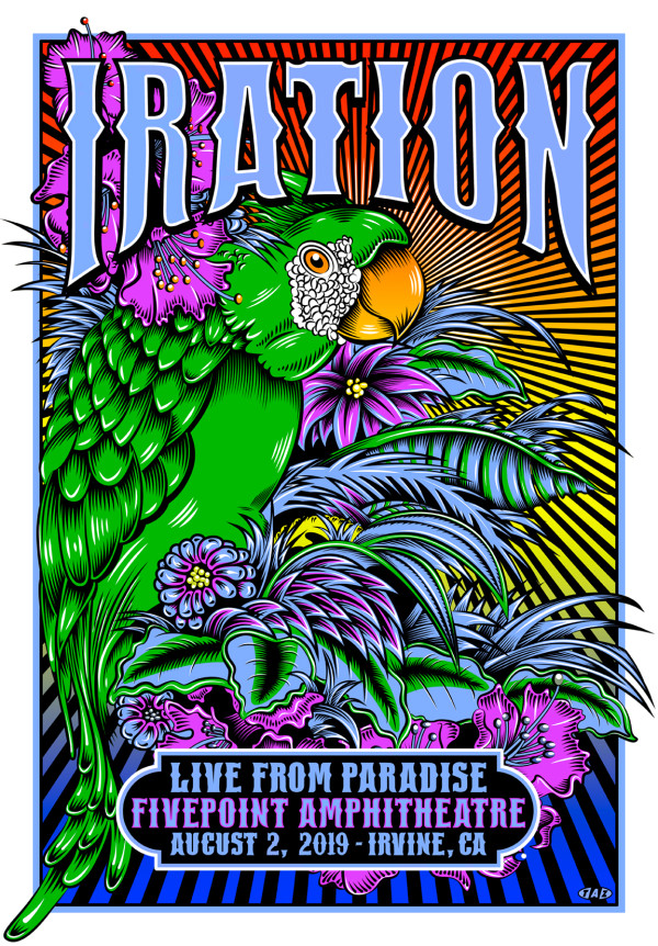 Iration Live From Paradise - Irvine