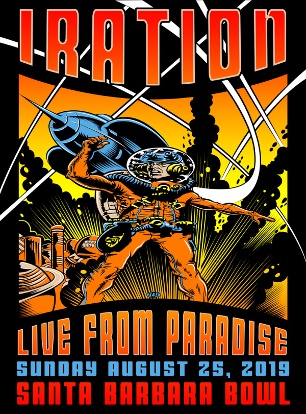 Iration Live From Paradise - Santa Barbara